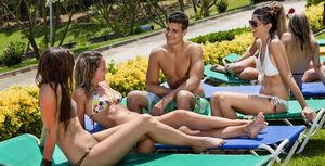 Aquadiver, waterpark Costa Brava. The..
