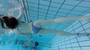 20yo Teens Bikini at Pool, Free Xxx..