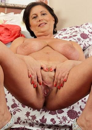 Shameless nude babes, spread legs -..