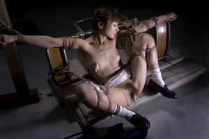Yuko Akina Punished (in random order)..