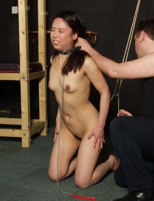 Asian Hair Pulling amp Bondage..