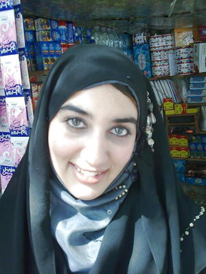 Arab very beautiful hijab teen - 25..