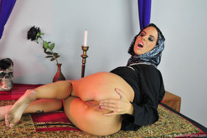 busty muslim fingers ass - Eastern Porno