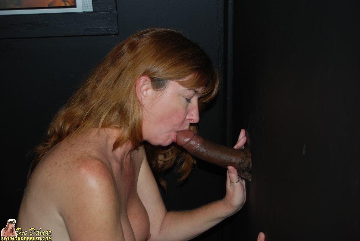 Double tongue blowjob