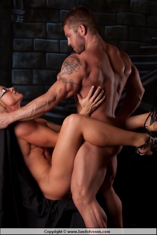 Male Bodybuilders Having Sex