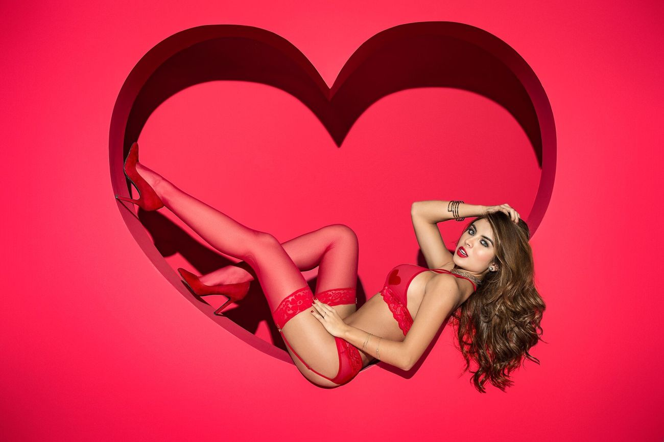 Sexy valentines day stock photos and images