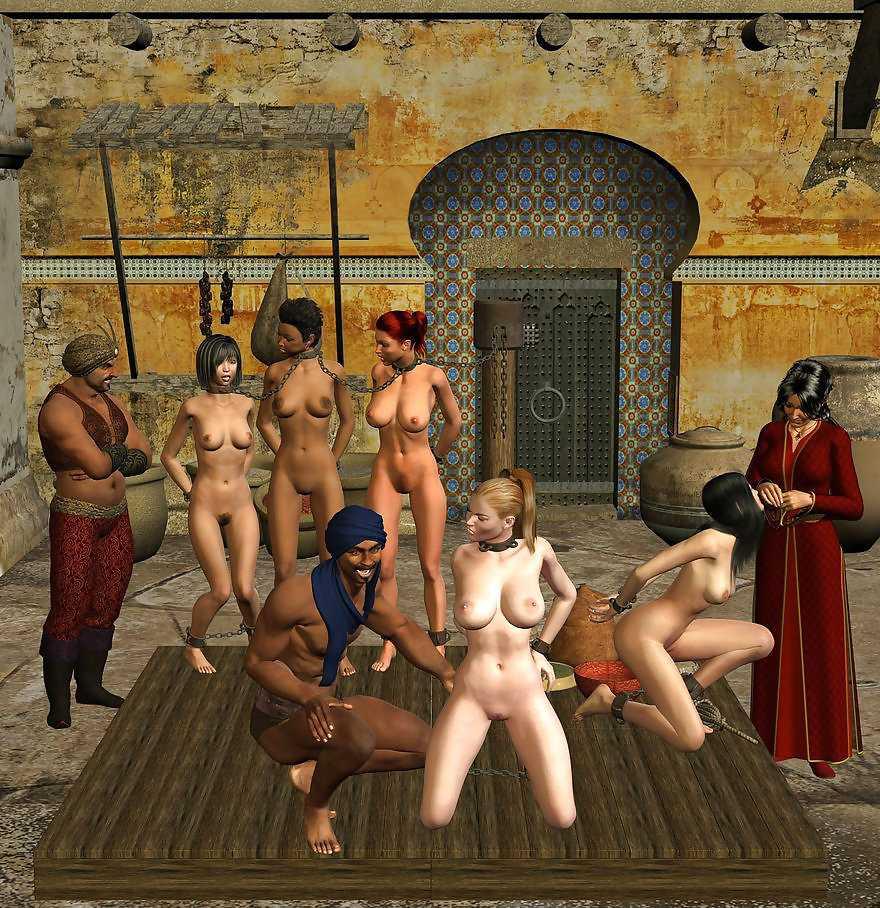 Online Sex Slave Training