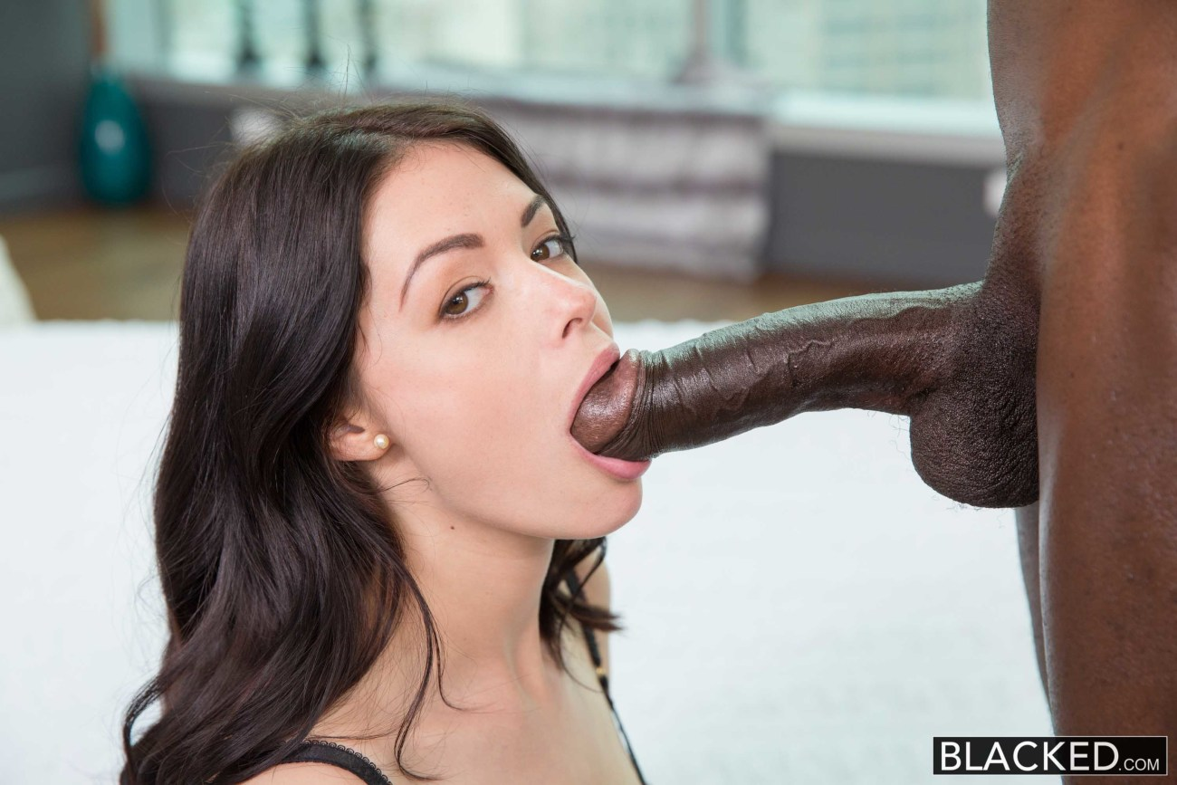 Crystal Greenvelle Enjoys Big Dick Anal Sex