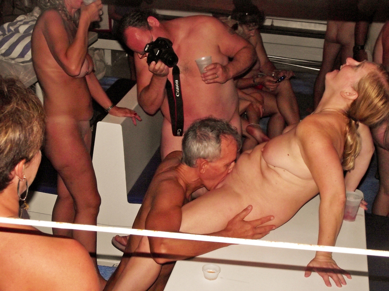 These are the wild swinger party photos of florida sheriff gregory tony