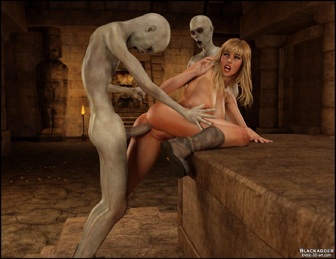 Porno mummy