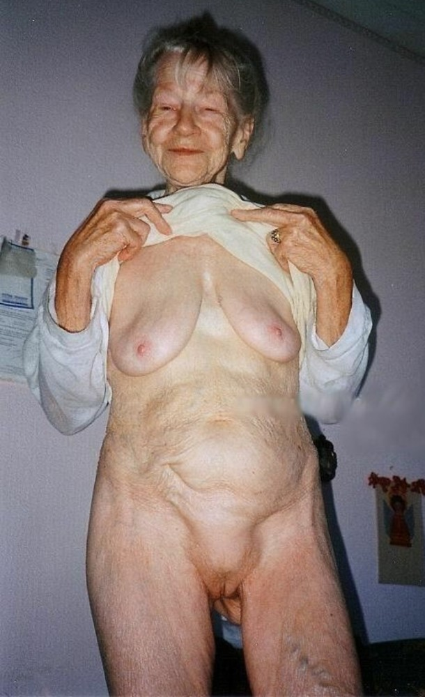 Old ugly naked women