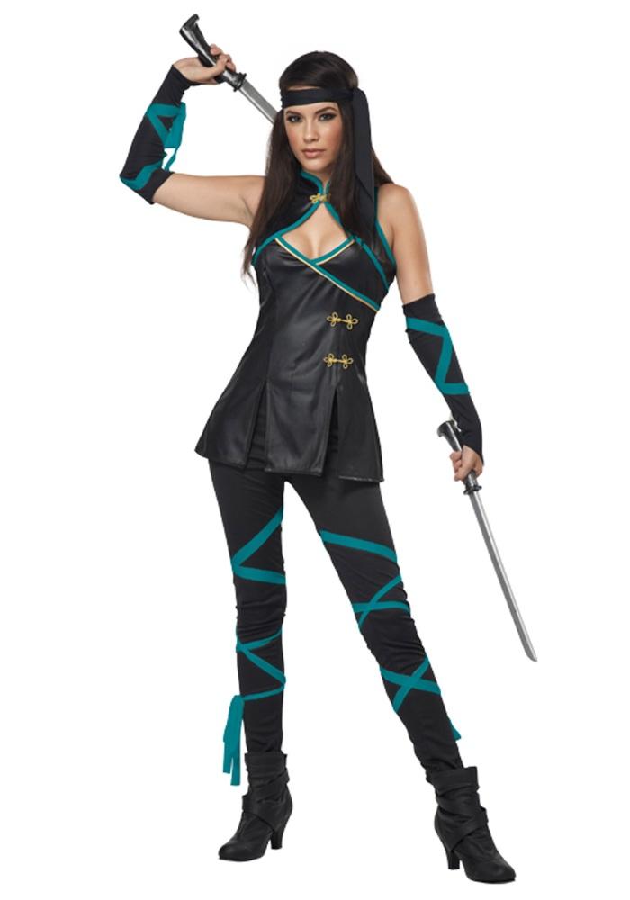 Hidden viper warrior ninja costume