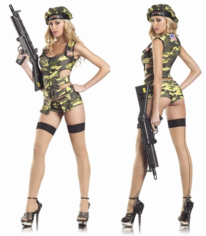 Sexy Military Costumes Sexy Halloween Costumes
