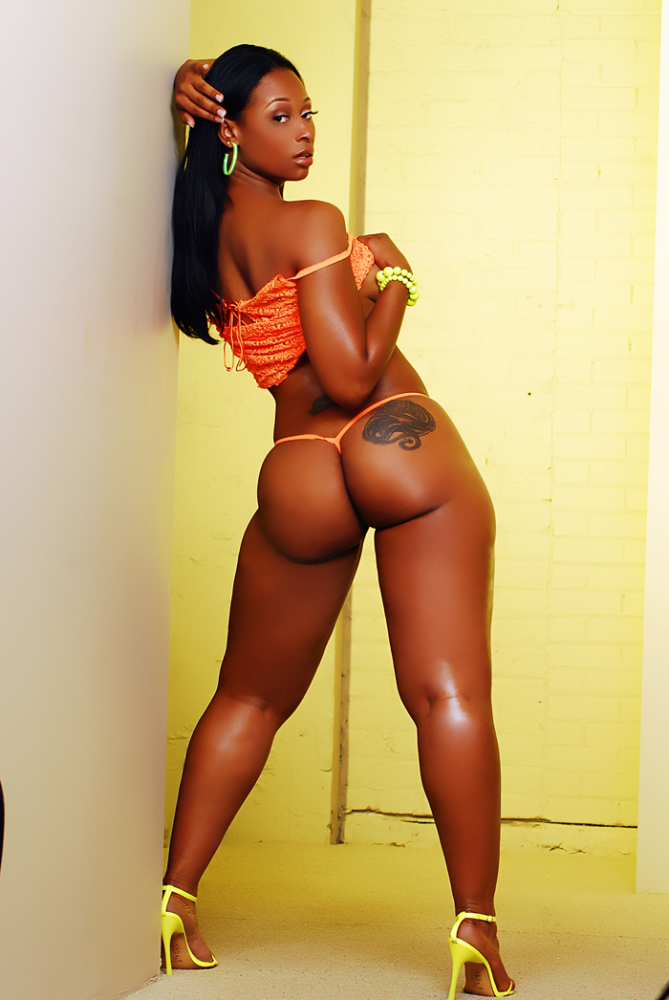 Hot Big Booty Black Girls Naked