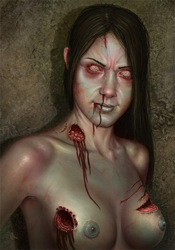 Zombie Hunter Blu