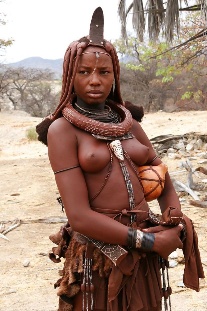 Hottest nude pics of tribal women