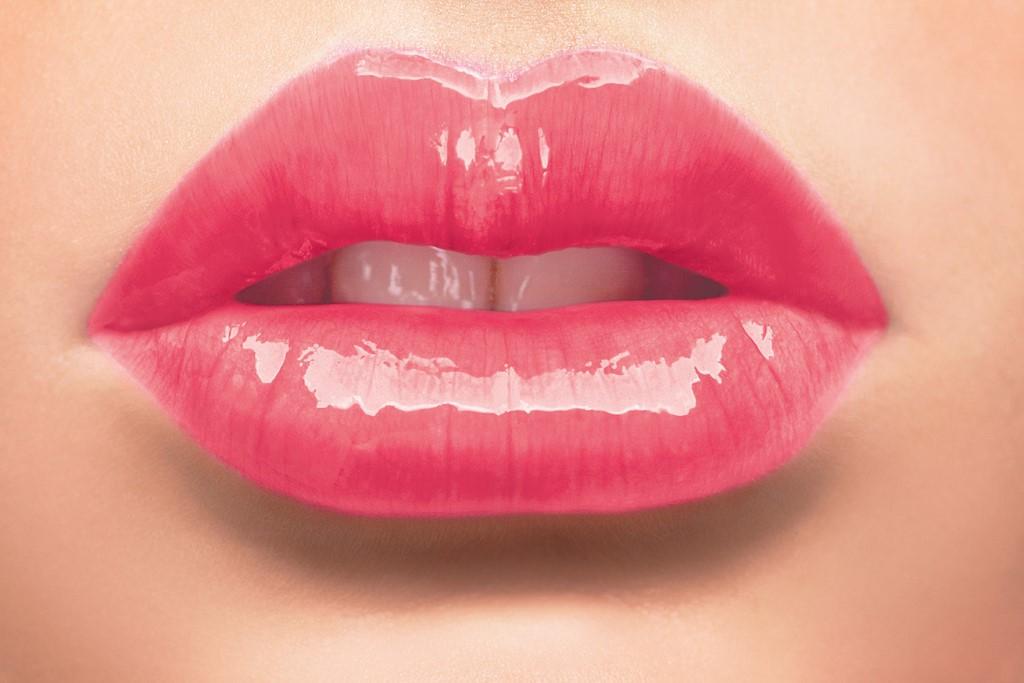 Kissed lips Treatment