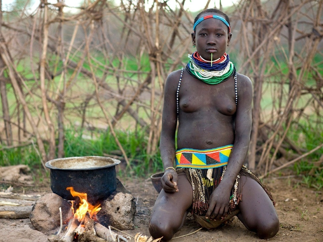 Meet the naked tribes of nigeria