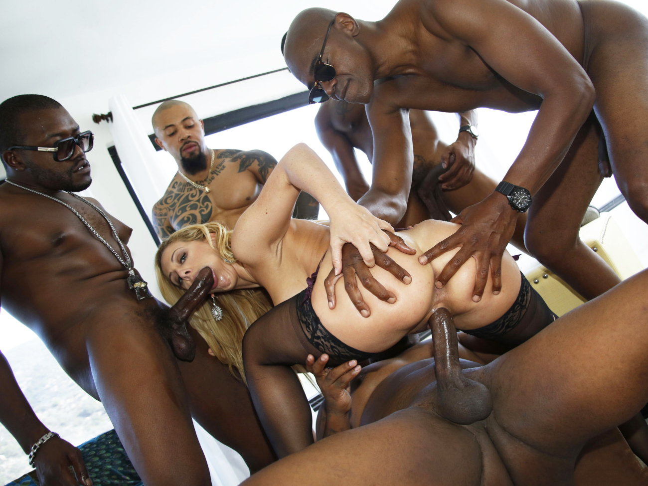 Something also Gang bang black cock think - images XXX