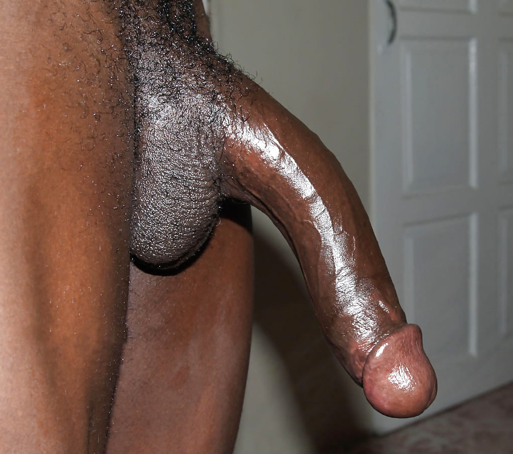 Big black penis in white men