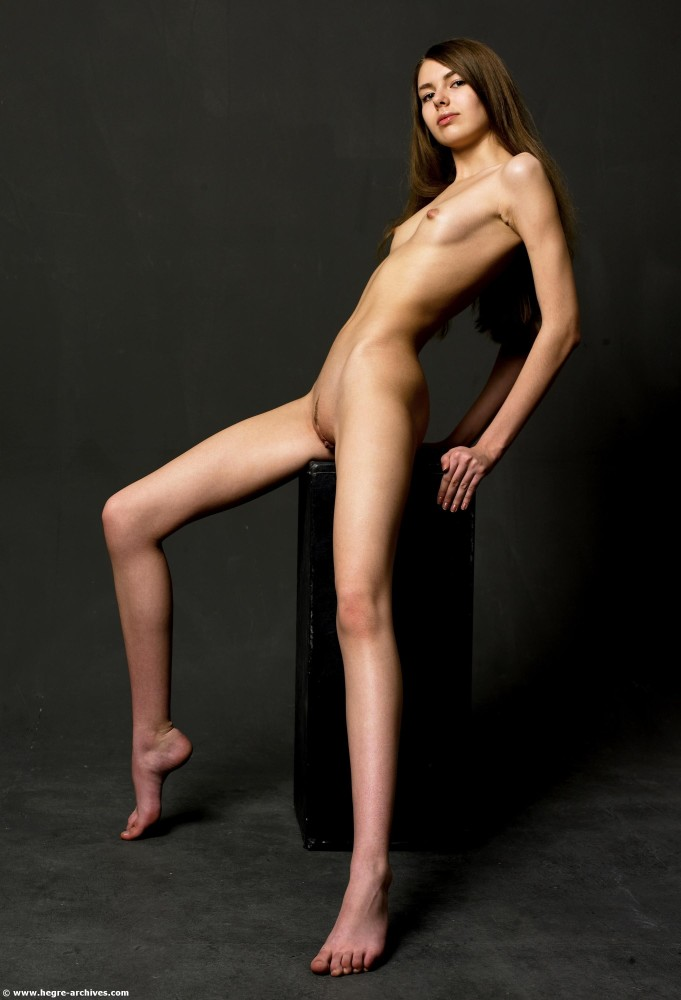 Tall skinny nude black women