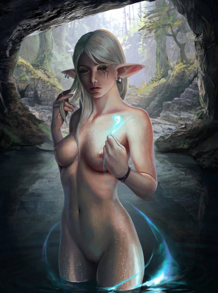 Elf Nude Animation Exposed Streaming