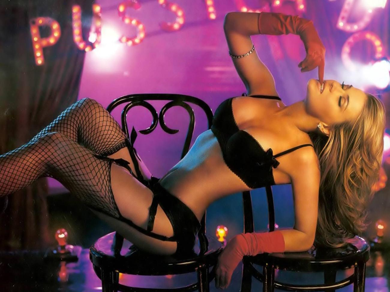 Girl strip hot