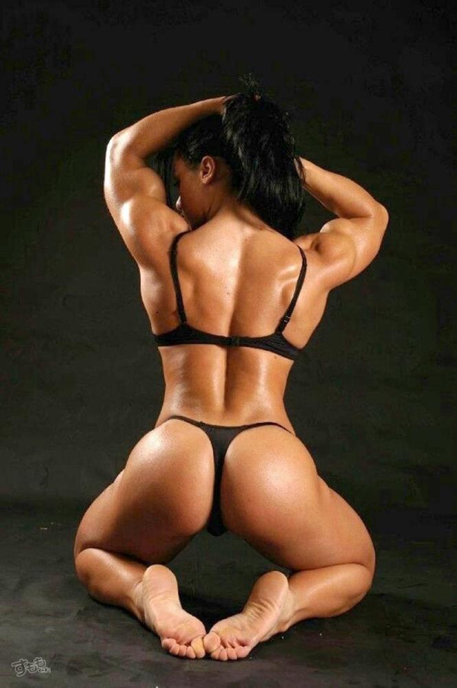 Muscle Woman Gifs