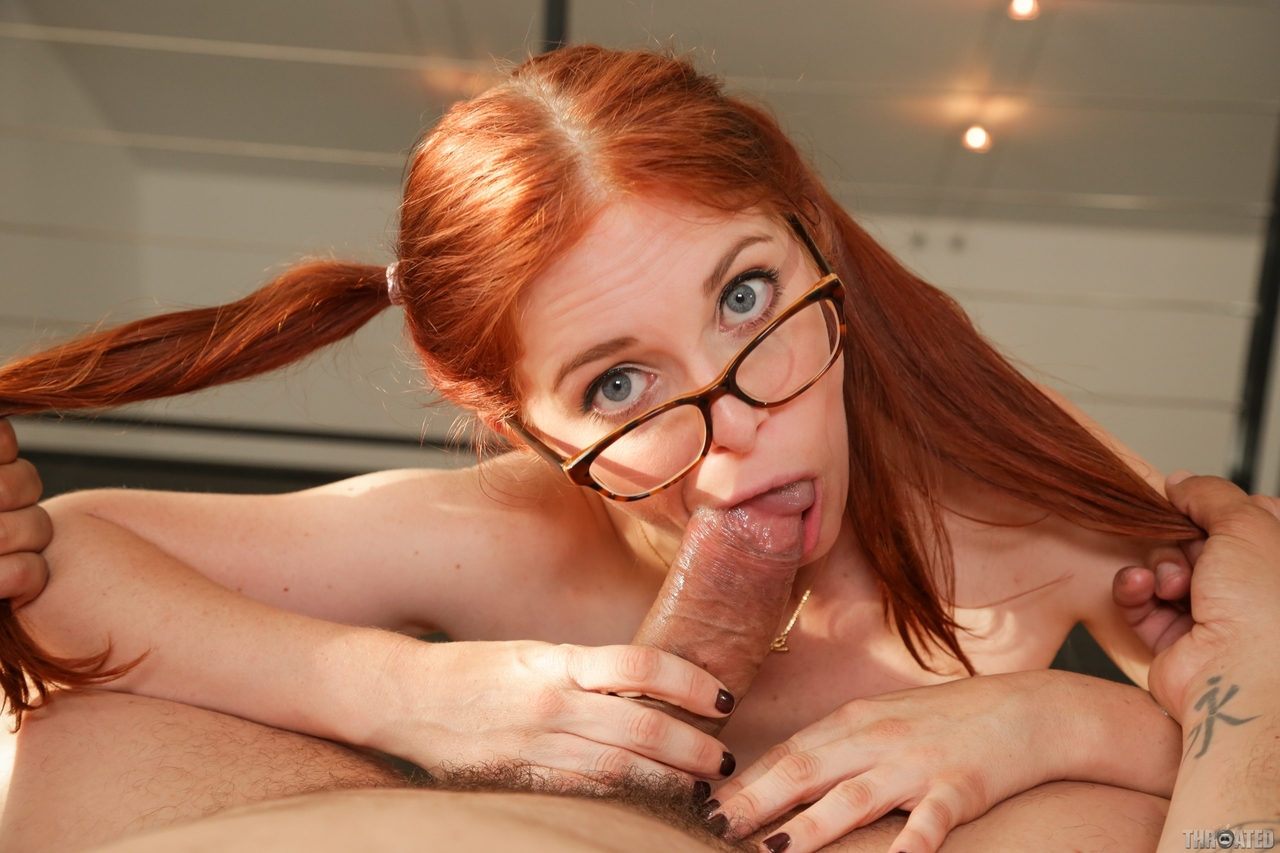 Short Haired Redhead Teen