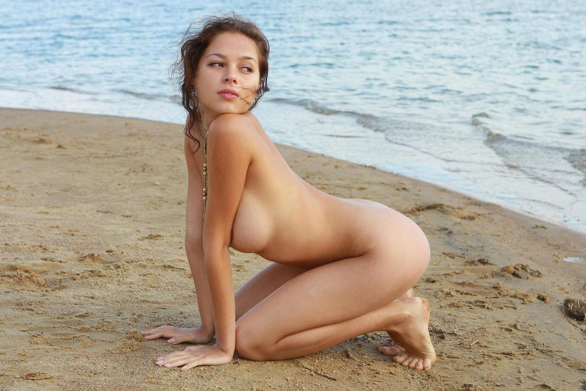 Hot topless russian women