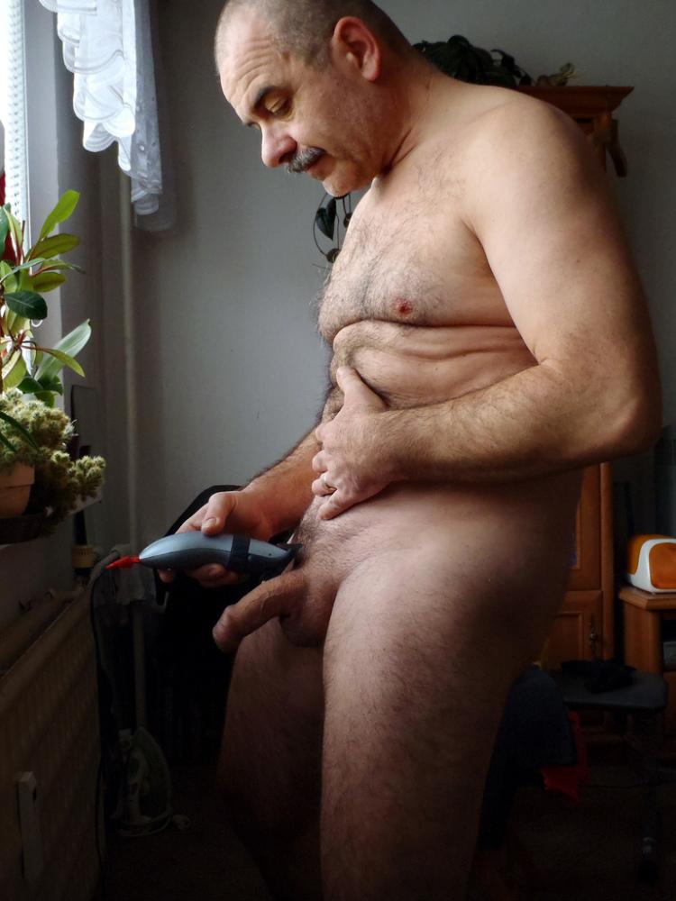 Old Hairy Naked Turkish Men