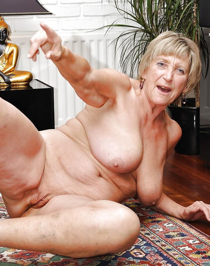 Free older naked