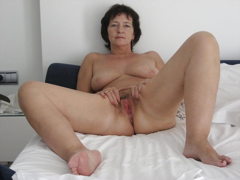 Old women nude beach