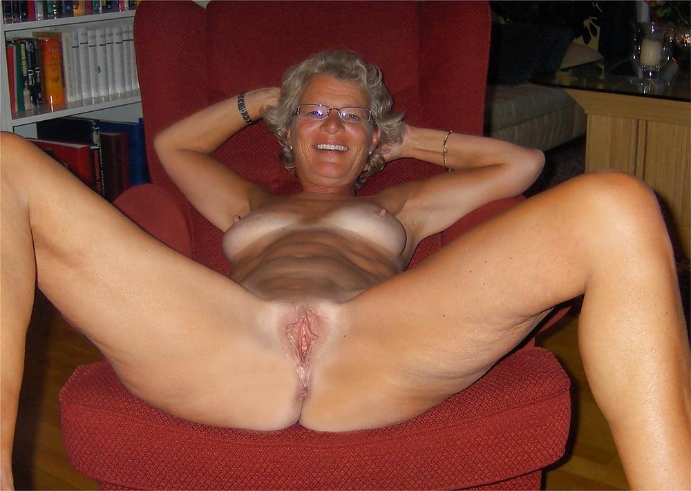 Naked Granny