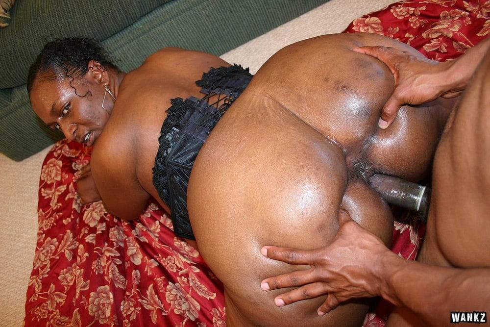 Free huge black ass porn