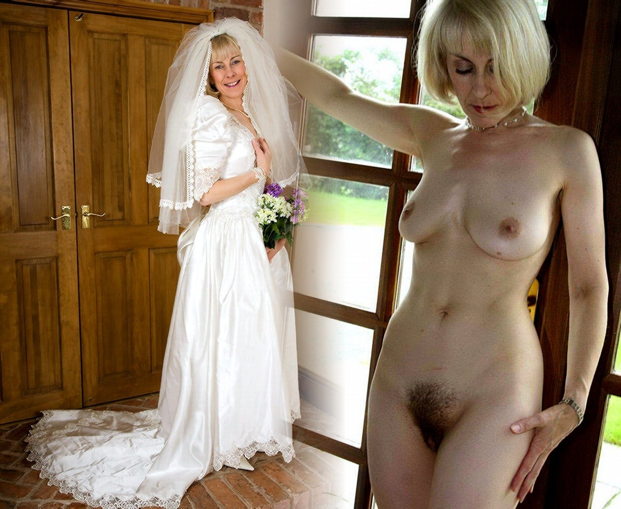 Naked Wedding Dress Is The Latest Trend In Bridal Wear
