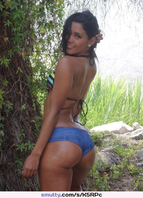 #latina #beautifulface #curvy #bikini #nonude #ass #firmass