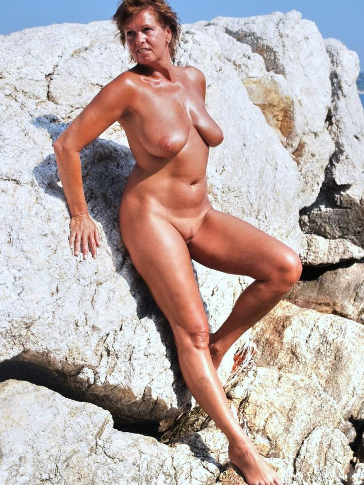 Italian old chubby nudes