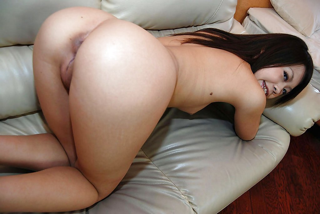 Korean big ass bent over naked