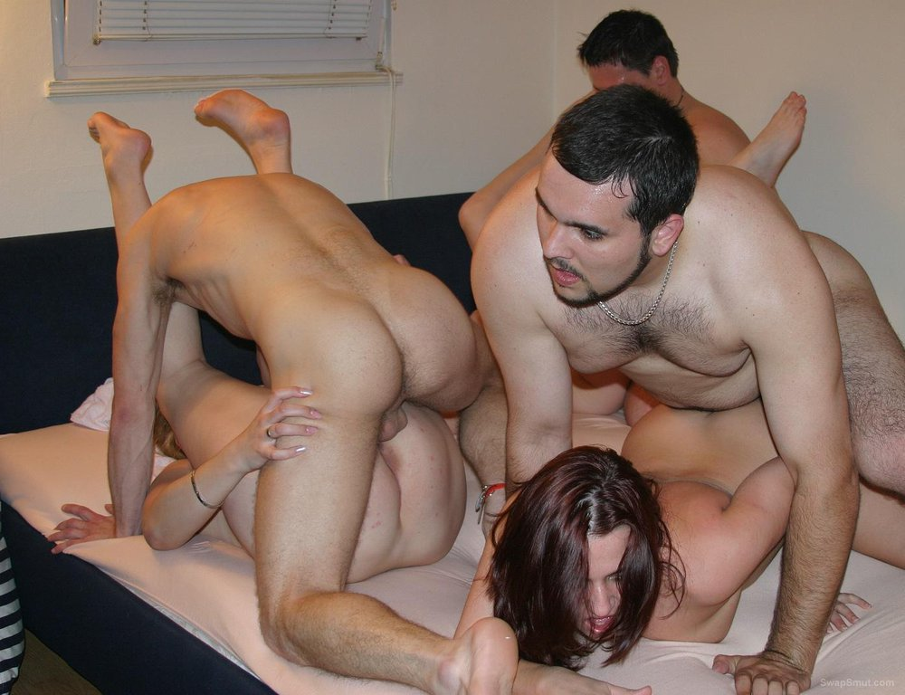 Free hd swingers party gangbang in a uk sex club porn photo