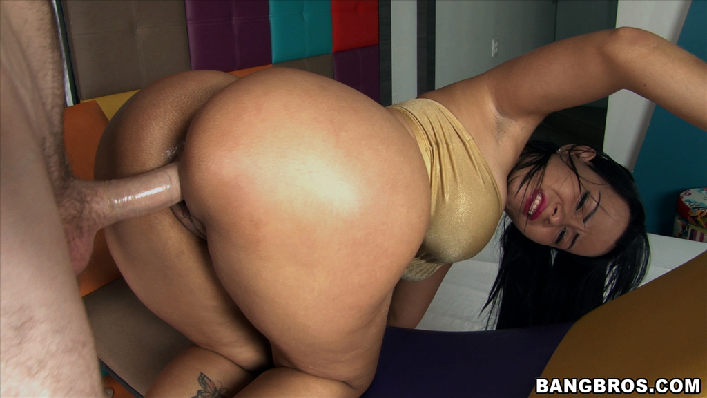 Two hot women with big butts get fucked