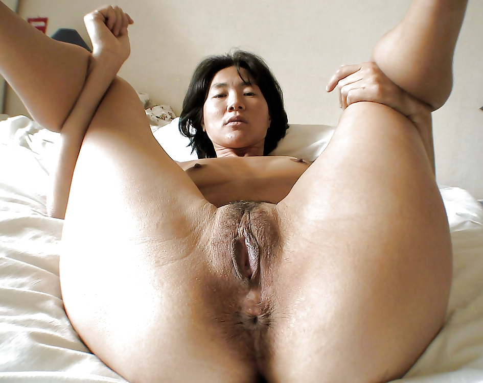 Sexy japanese moms pussy