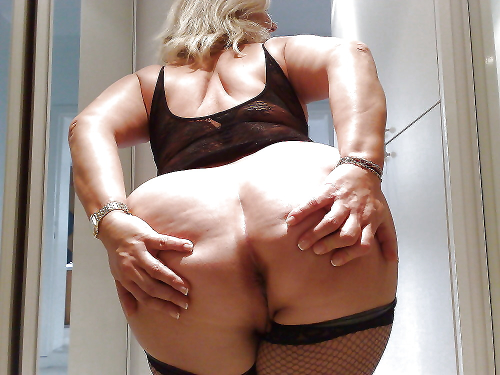 Big Mature Ass And Huge Milf Butts