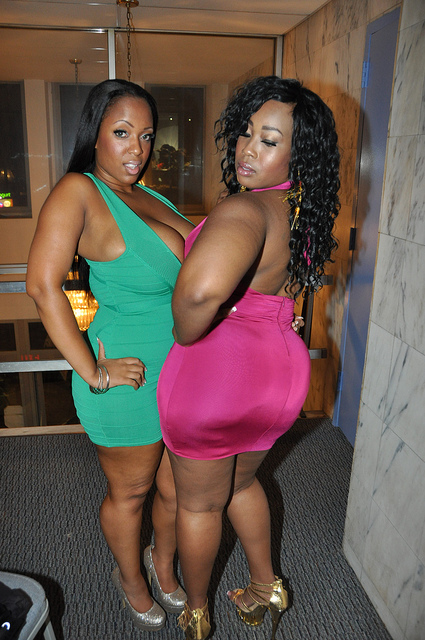 Trina celebrates big booty on meek mill