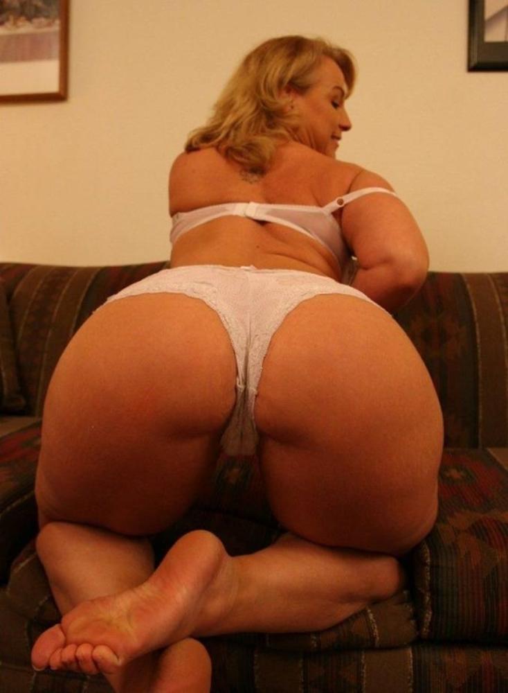 Big butt milf