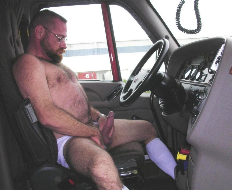 Gay truckers fuck