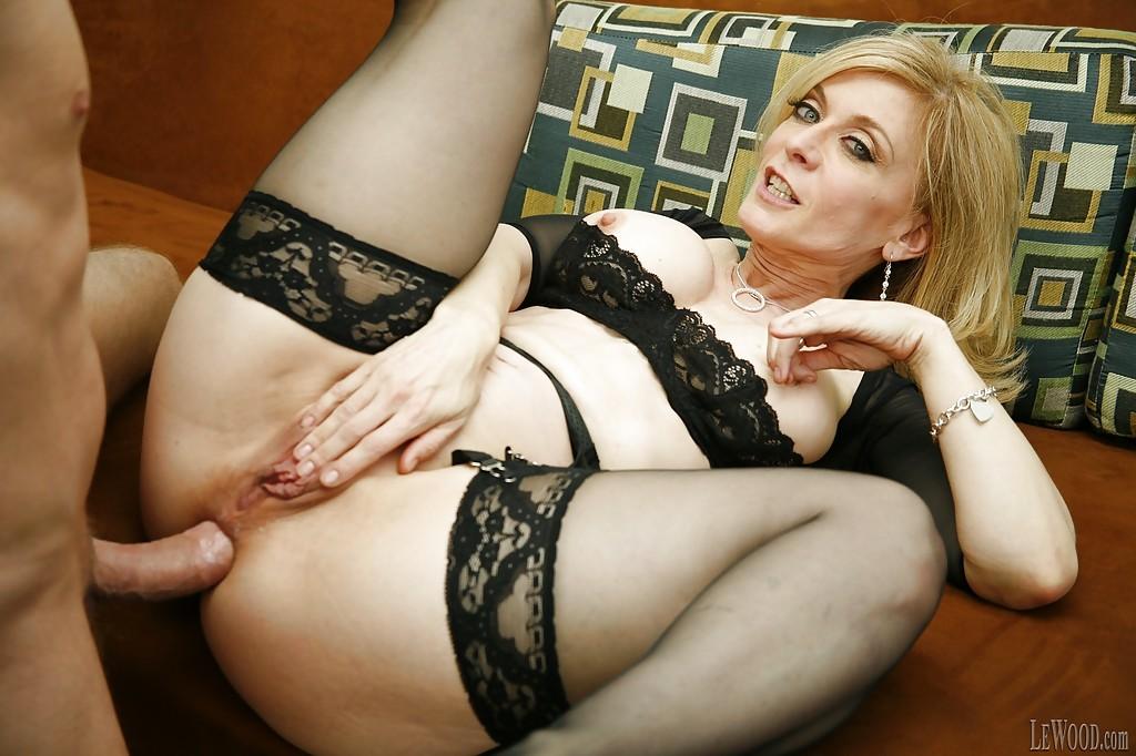 British mom porn stars