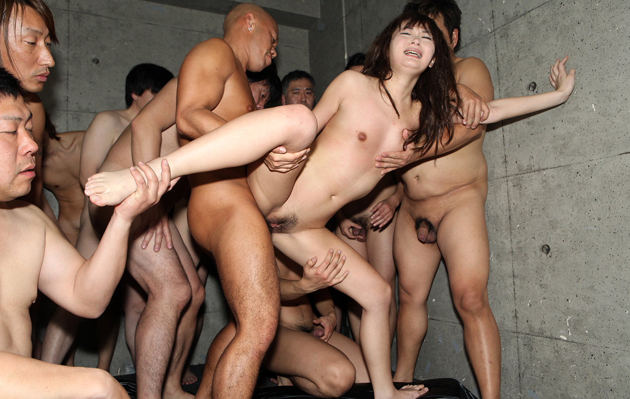 Bukkake Pics On Home Orgy Party