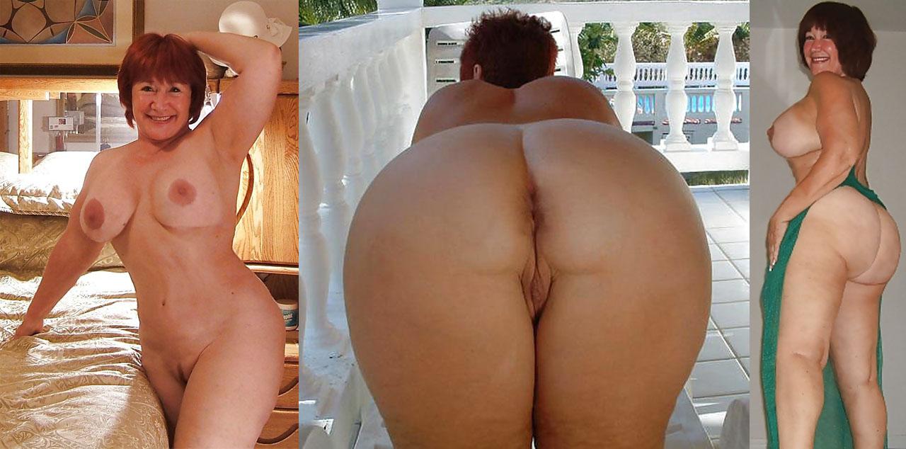 Pretty Sexy Ass Column