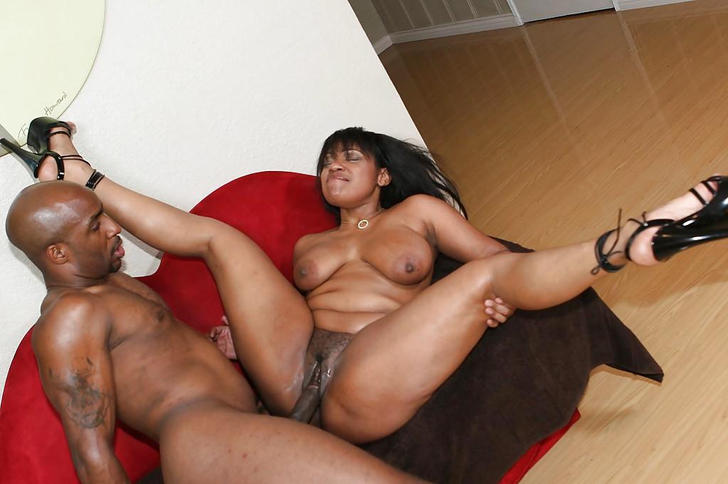 Mature fat black women